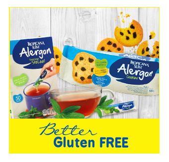 Alergon, better gluten free