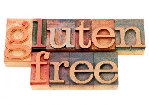 Gluten free & bebas gluten