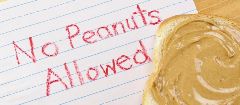 Alergi makanan, alergi kacang