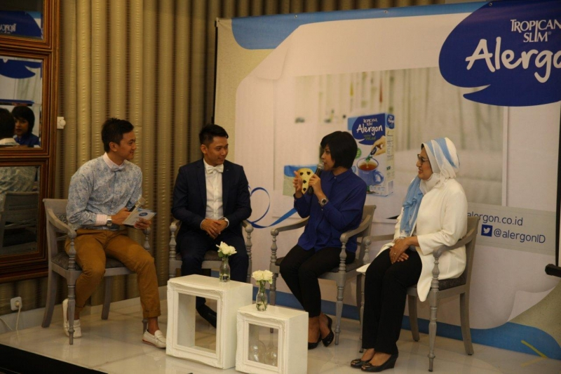 Talkshow Tropicana Slim Alergon
